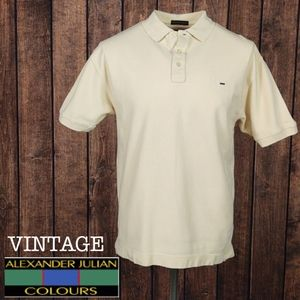 Cream color Like New Extraordinary Quality Polo